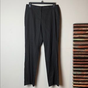 Theory Linen Blend Casual Trousers